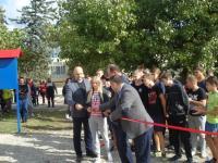 12 октября – Праздник открытия спортивной площадки в с. Орехово