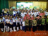 """Концертная программа """"Детям войны посвящается..."""""""