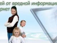 В школе проведены мероприятия, посвящённые защите детей от негативной информации